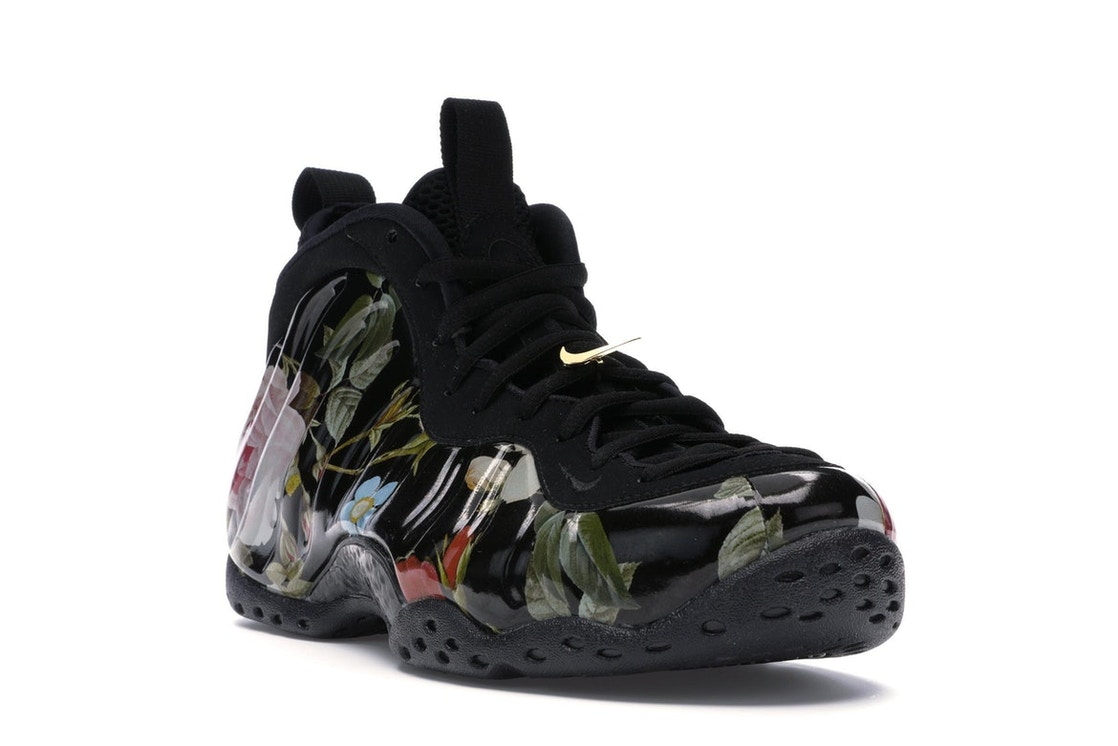 f83125692bc Air Foamposite One Floral - 314996-012