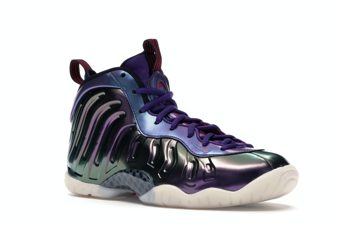 factory price 5a269 30946 Air Foamposite One Iridescent Purple (GS)