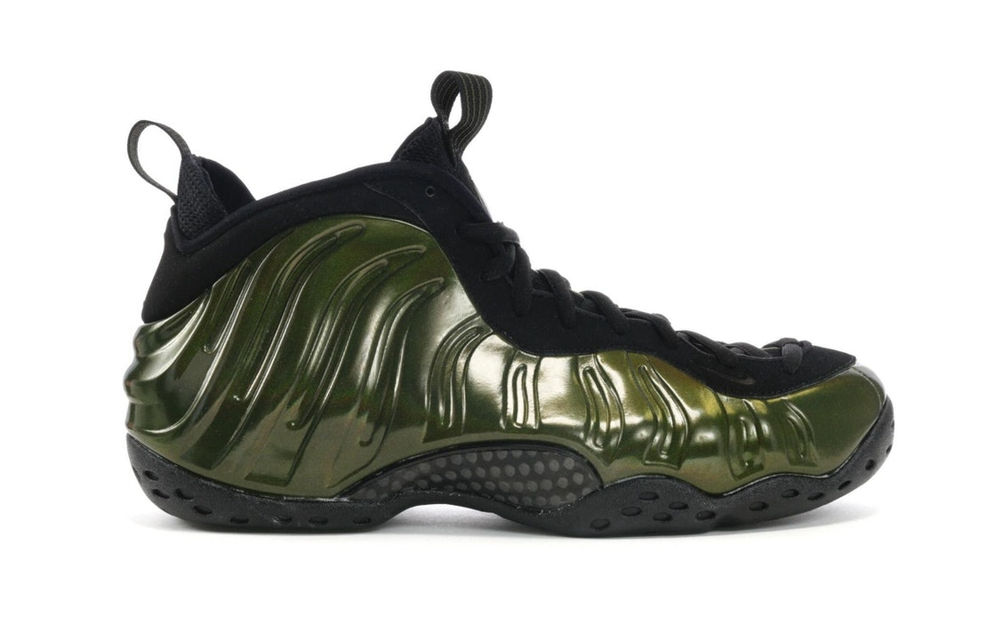 new products 002fd f3b34 Air Foamposite One Legion Green