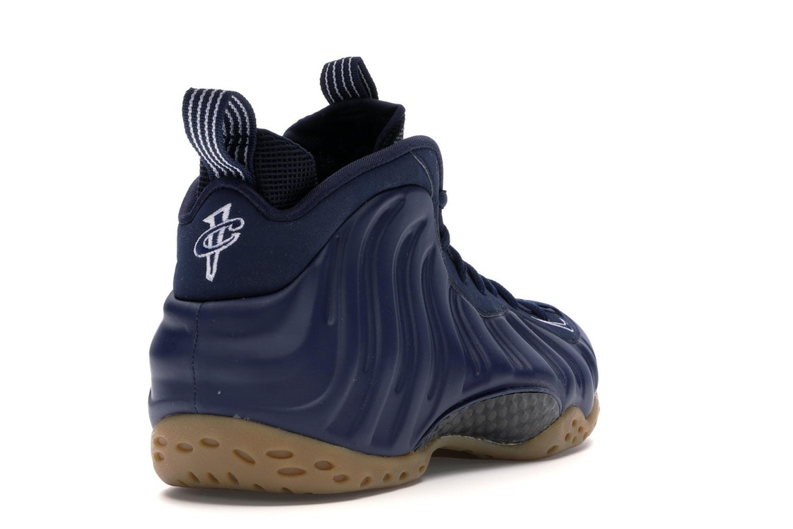 4cff0fab19929 Air Foamposite One Navy Gum - 314996-405