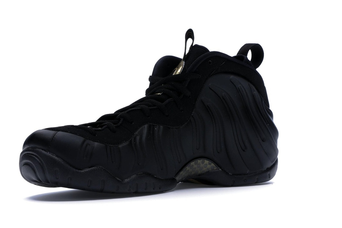 buy popular 6afbb 43794 Air Foamposite Pro Black Metallic Gold - 624041-009