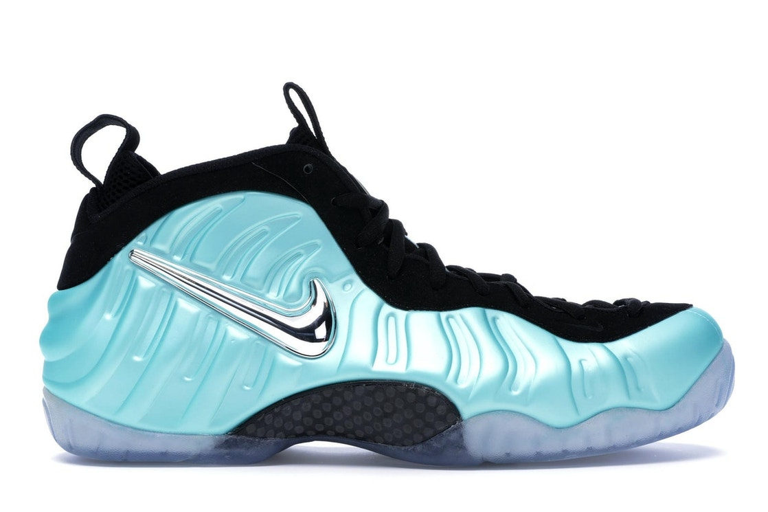 online store 189ad fba70 Sell. or Ask. Size  9.5. View All Bids. Air Nike Foamposite Pro Island Green
