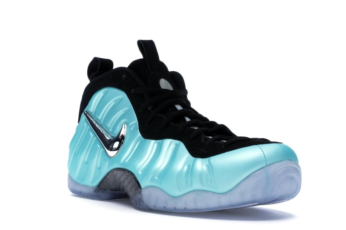 best sneakers 84088 42991 Air Nike Foamposite Pro Island Green