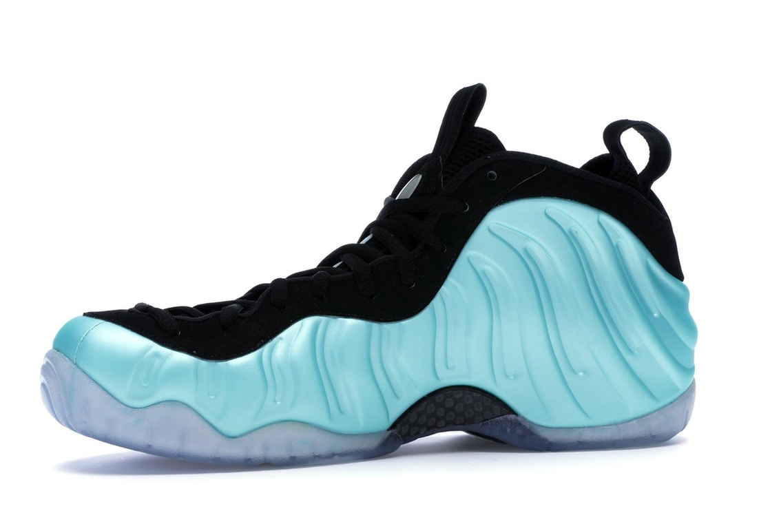 best sneakers b4258 3e3b1 Air Nike Foamposite Pro Island Green