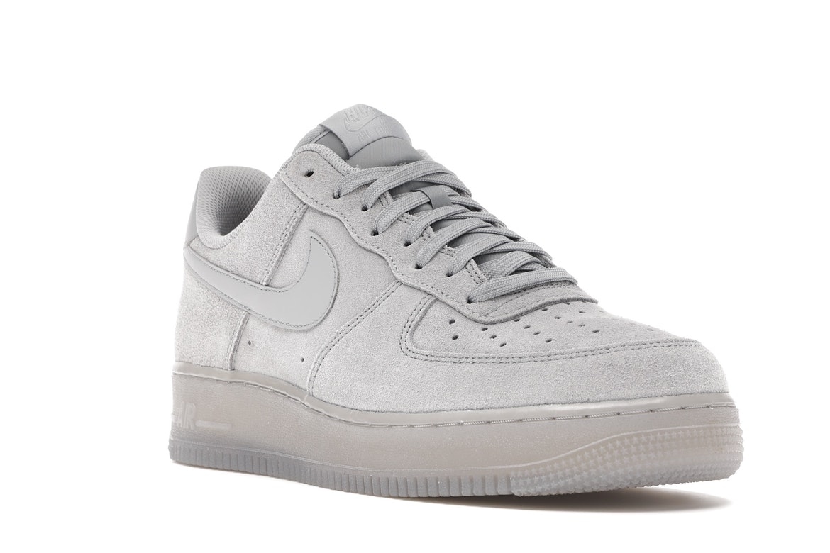 air force 1 suede gris