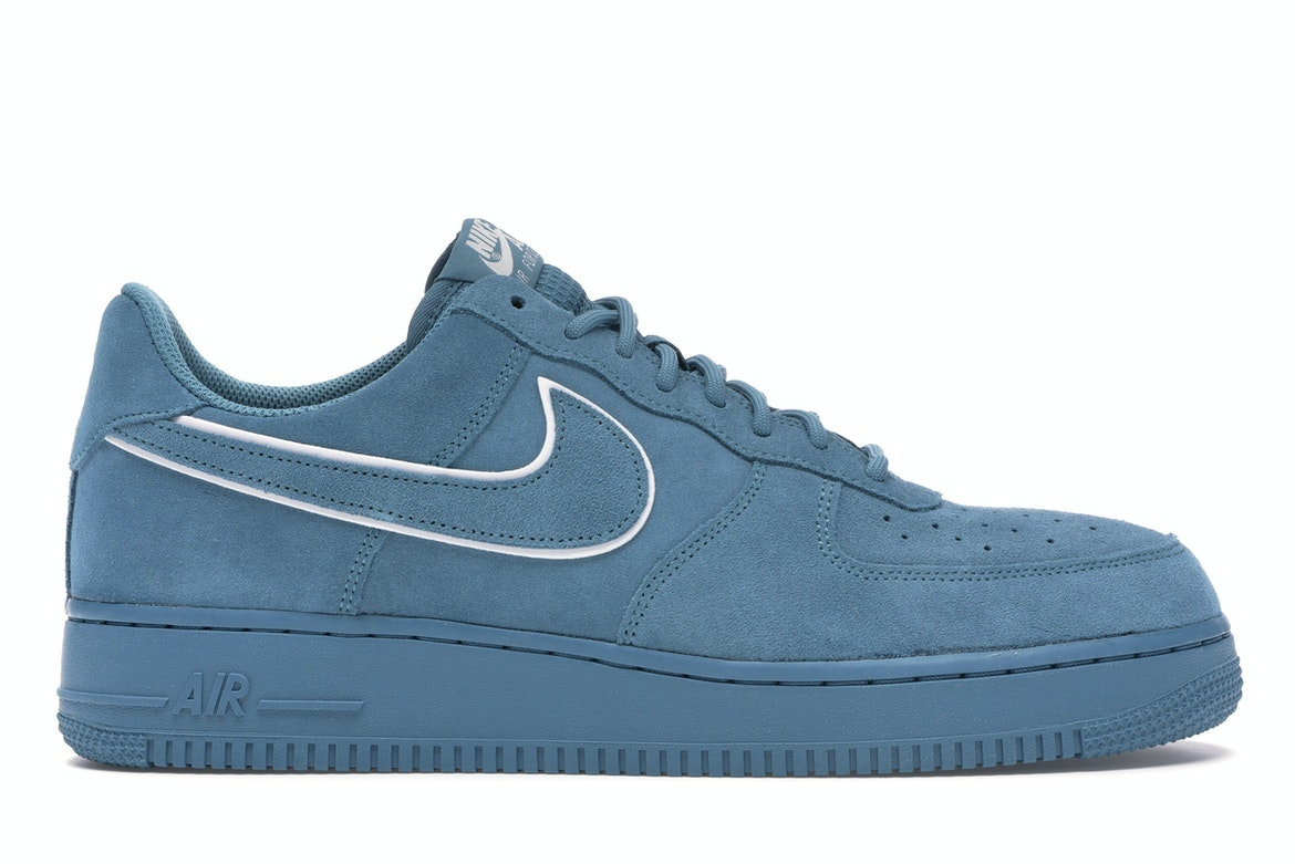 air force 1 suede bleu ciel