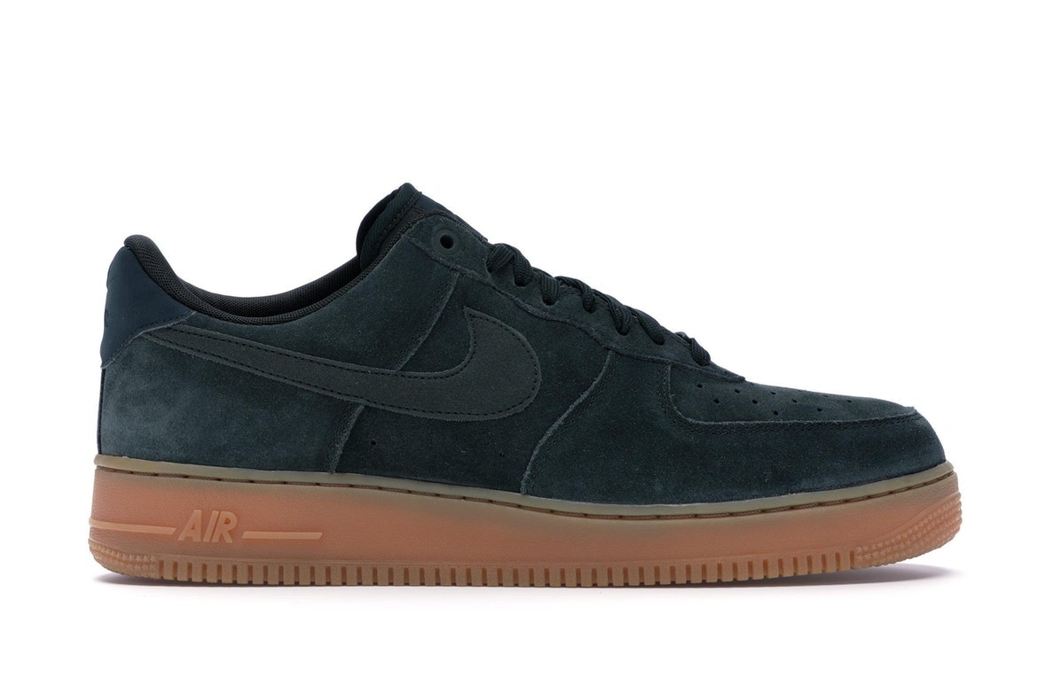 nike AIR FORCE 1 '07 LV8 SUEDE OUTDOOR GREENOUTDOOR GREEN