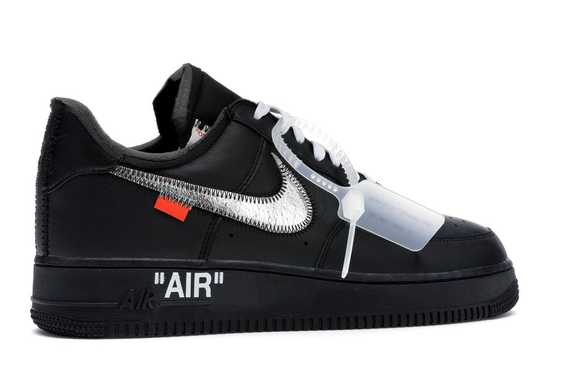 Off White x Nike Air Force 1 MoMa