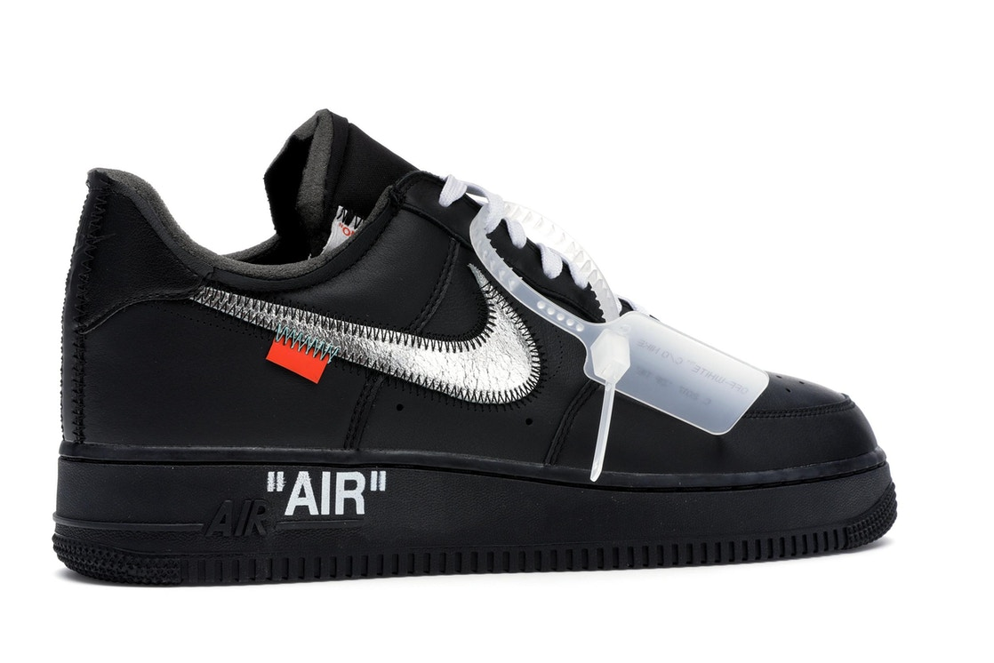 brand new 2bfa1 71c7f Air Force 1  07 Virgil x MoMA (With Socks) - AV5210-001