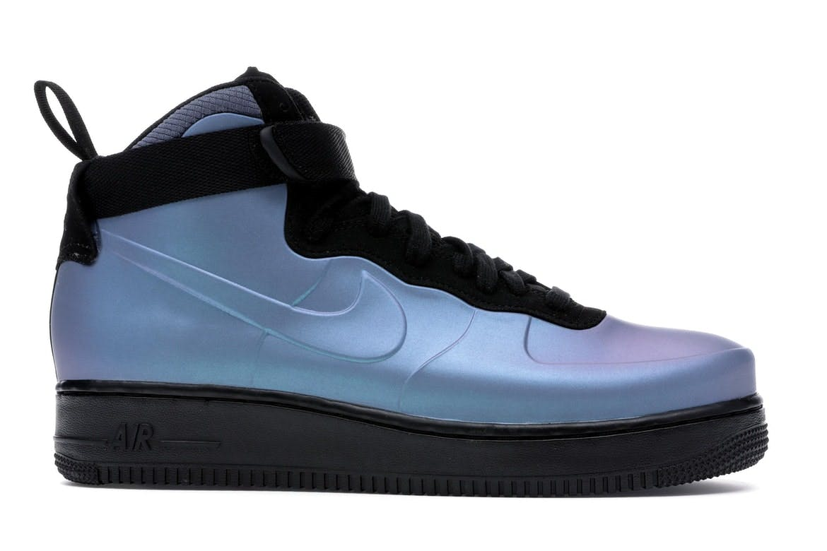 Air Force 1 Foamposite Cup Light Carbon