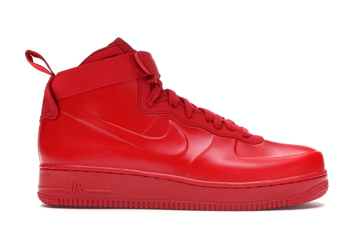 wholesale dealer 4e437 8fae6 Sell. or Ask. Size  13. View All Bids. Air Force 1 Foamposite Cup  University Red