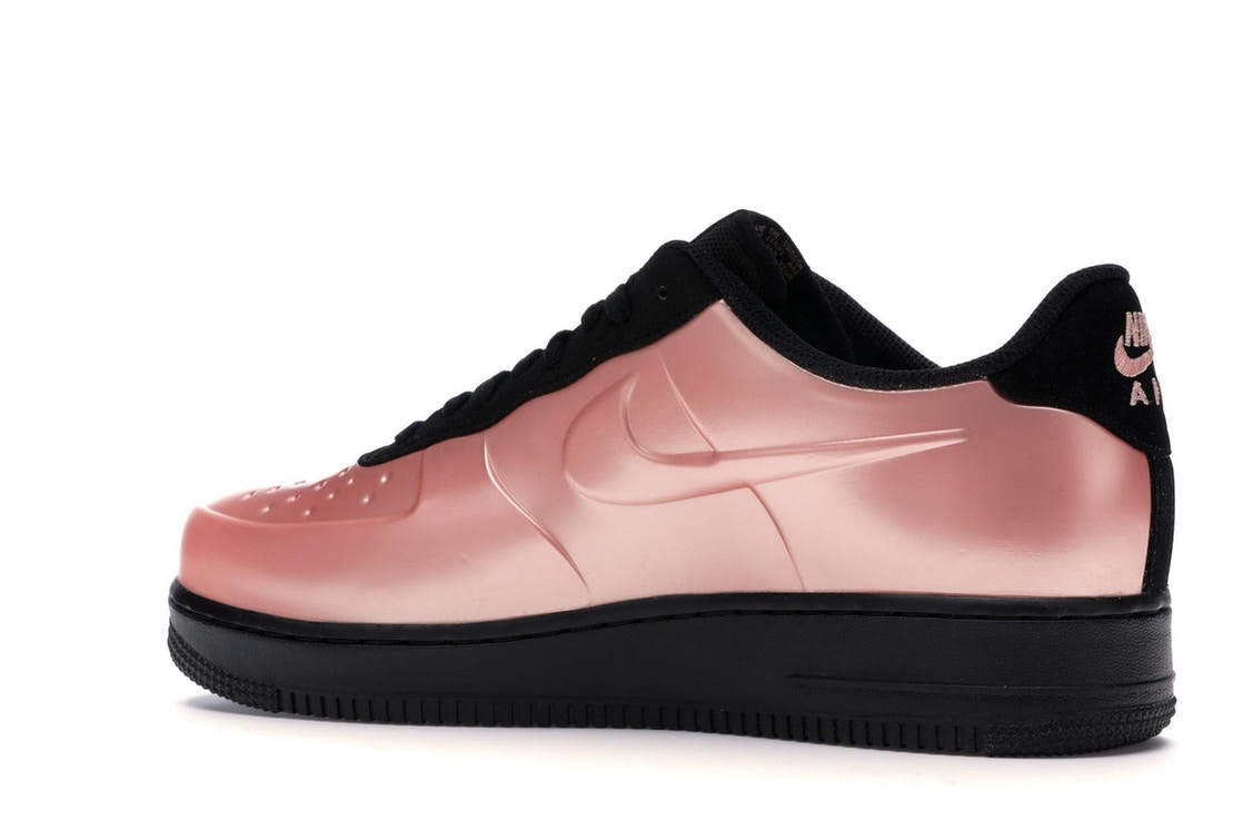 half off c567a 6658e Air Force 1 Foamposite Pro Cup Coral Stardust