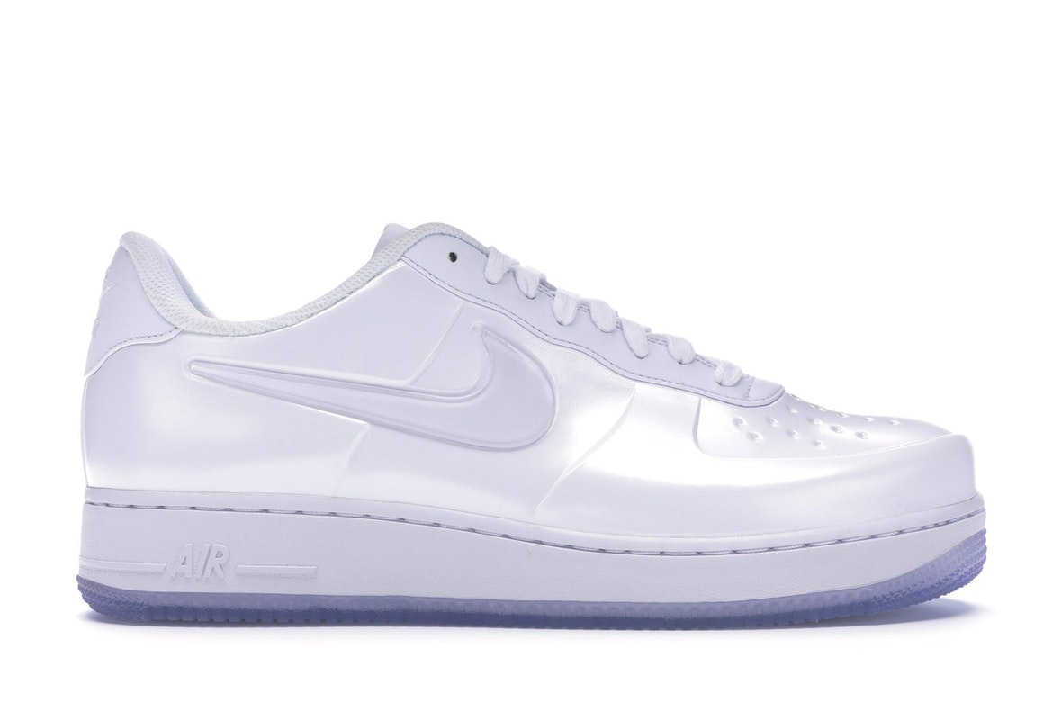 NIKE AIR FORCE 1 FOAMPOSITE PRO CUP AF1 Nike air force 1 sneakers men AJ3664 100 white [load planned Shinnyu load in reservation product 719