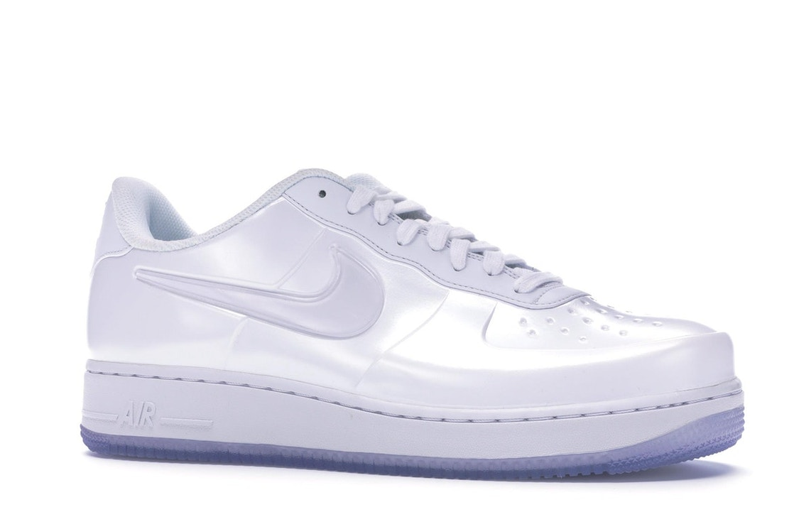 online store a9acb 59c8f Air Force 1 Foamposite Pro Cup Triple White