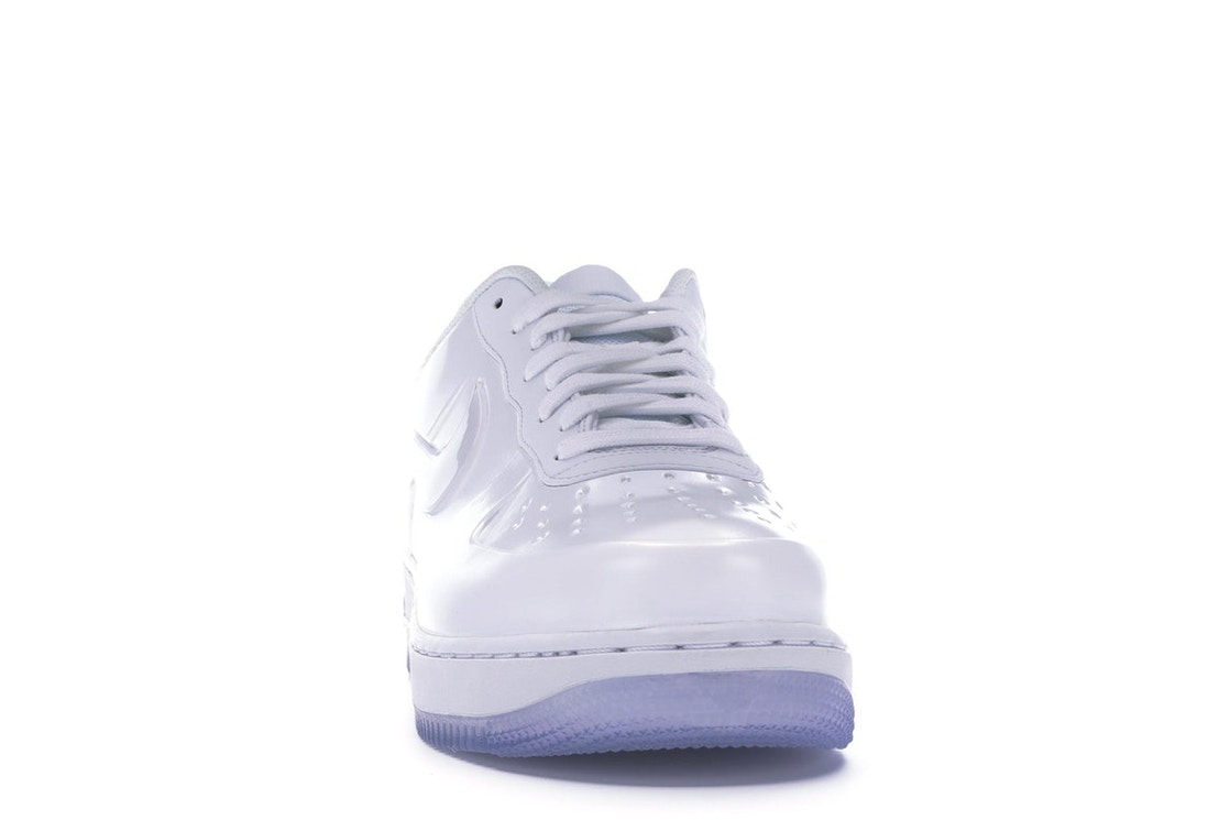 962fc464b40f4 Air Force 1 Foamposite Pro Cup Triple White - AJ3664-100