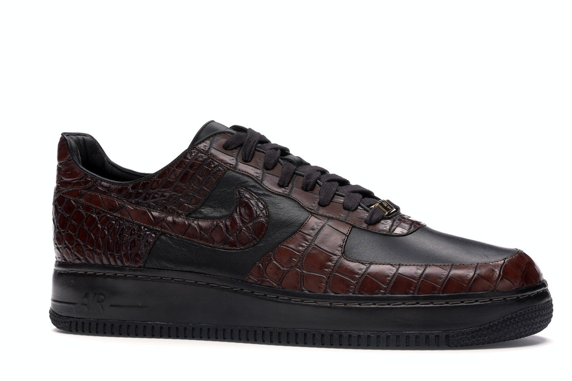 new styles 0ca9c 3fb83 Air Force 1 Low Crocodile Lux 25th Anniv - 315583-221