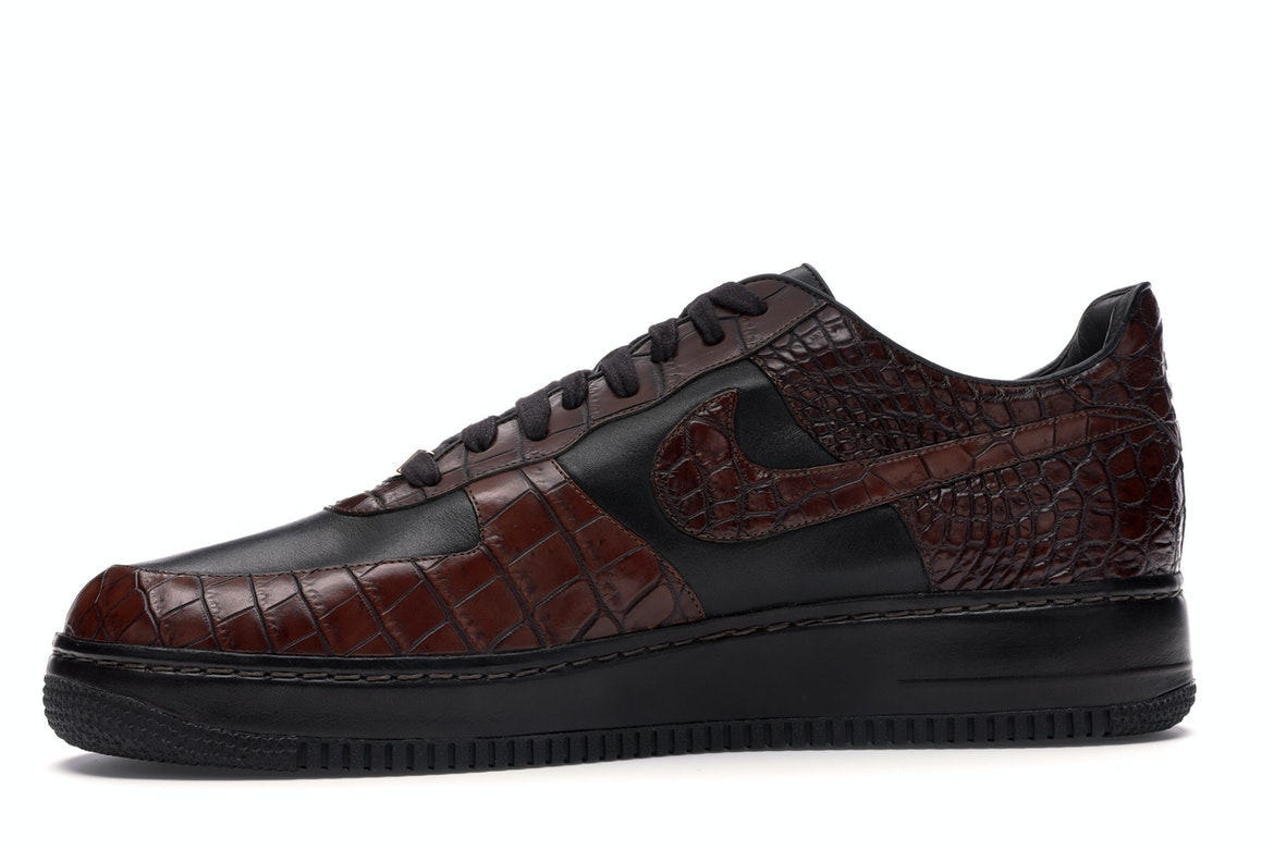 Air Force 1 Low Crocodile Lux 25th Anniv