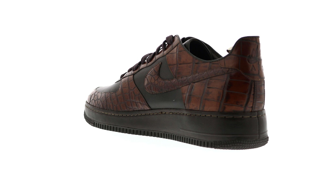 new styles 0f240 9a53c Air Force 1 Low Crocodile Lux 25th Anniv - 315583-221