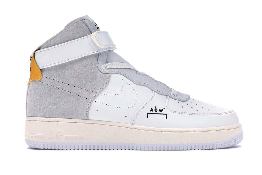 50b855d0a389 Sell. or Ask. Size  10. View All Bids. Air Force 1 High A-COLD-WALL