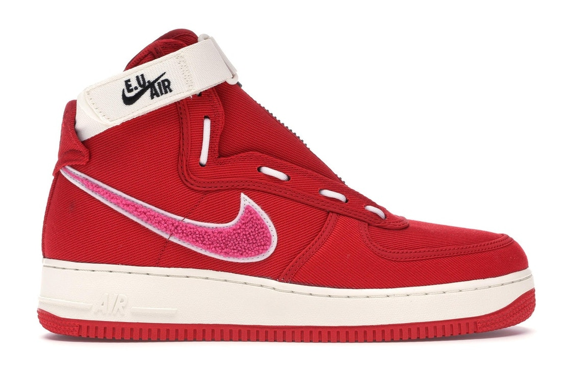 differently afef4 77bf7 Air Force 1 High Emotionally Unavailable