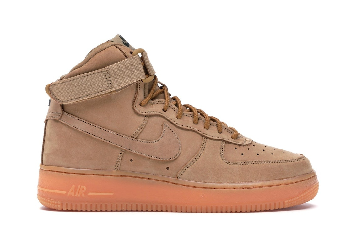 the best attitude 8c11c 425b0 Air Force 1 High Flax 2017 (GS)