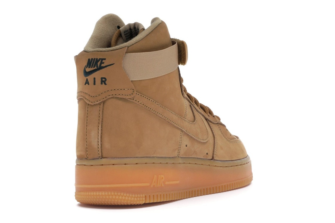 new style 6c703 8a24b Air Force 1 High Flax (2017) - 882096-200