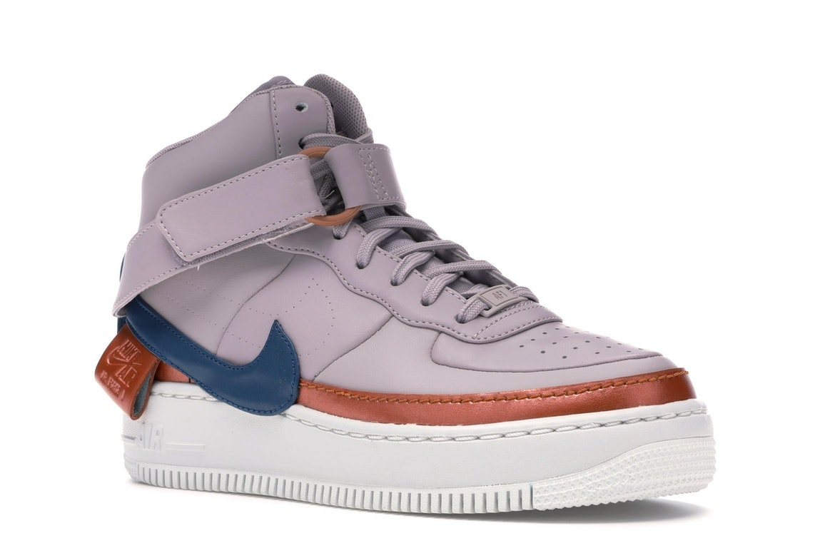 Air Force 1 High Jester XX Violet Ash (W)