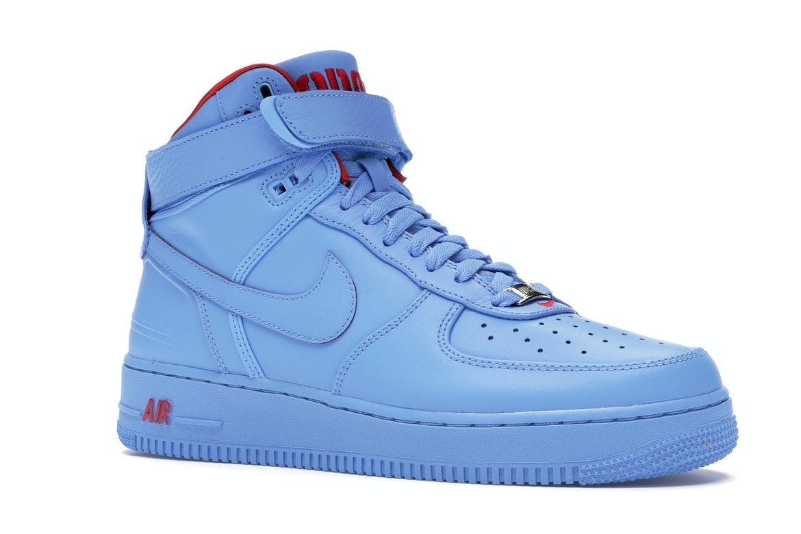 Nike Air Force 1 High blu