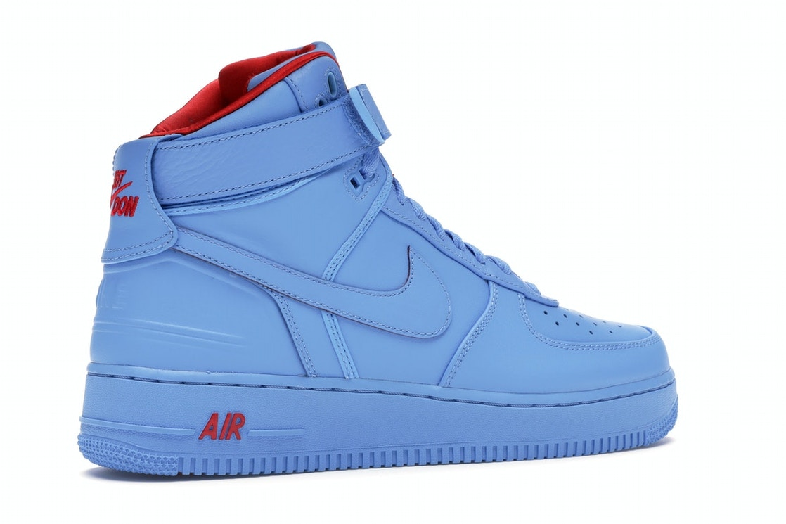 Nike Air Force 1 High Just Don All Star Blue Cw3812 400
