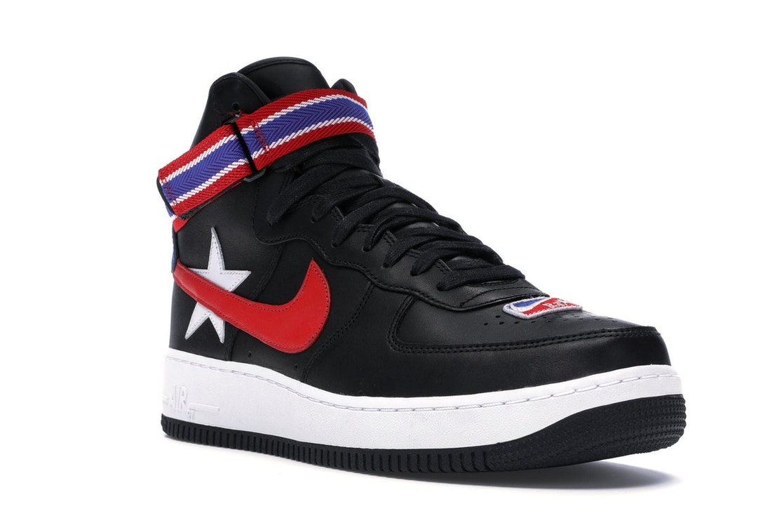 coupon codes new images of on wholesale Nike Air Force 1 High Riccardo Tisci Victorious Minotaurs Black ...