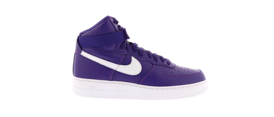 Air Force 1 High Varsity Purple (2015) by Stock X