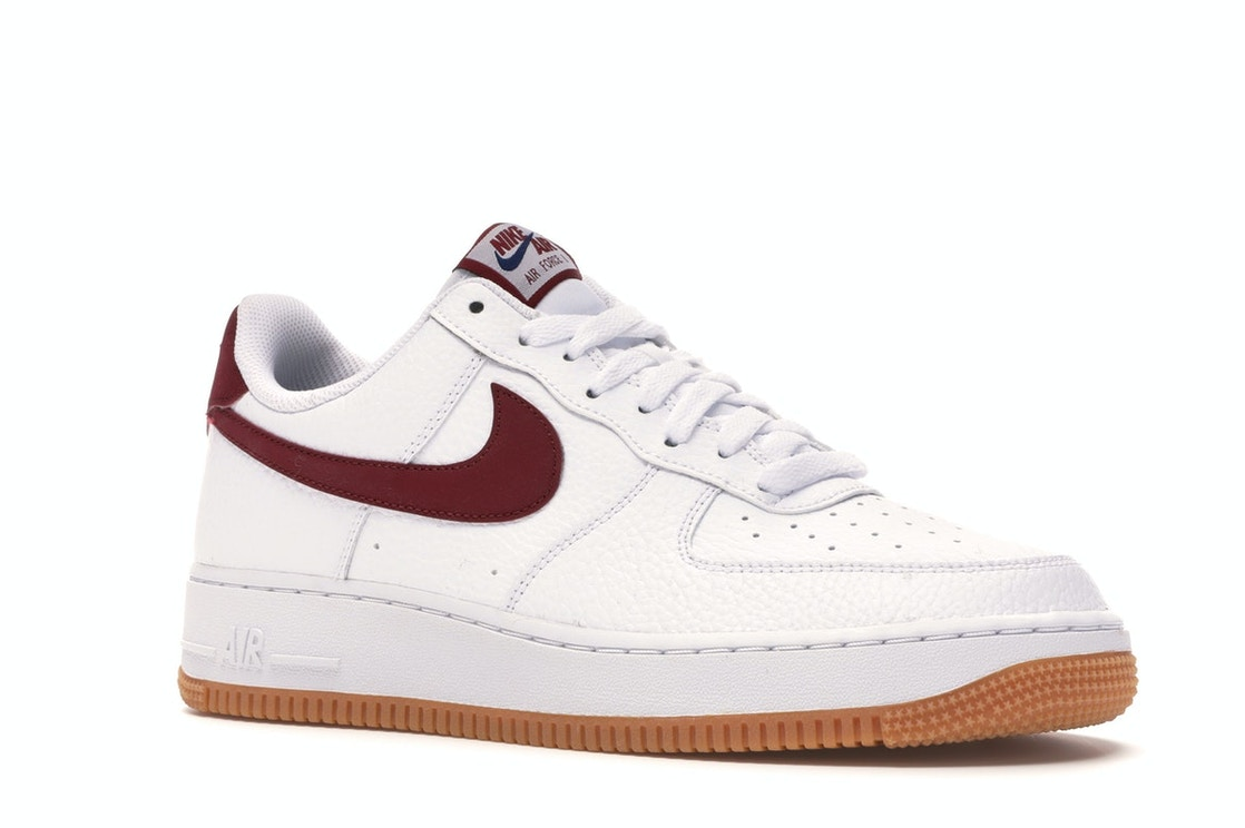 innovación Fresco Se convierte en  Nike Air Force 1 Low '07 Gum Medium Brown - CI0057-101