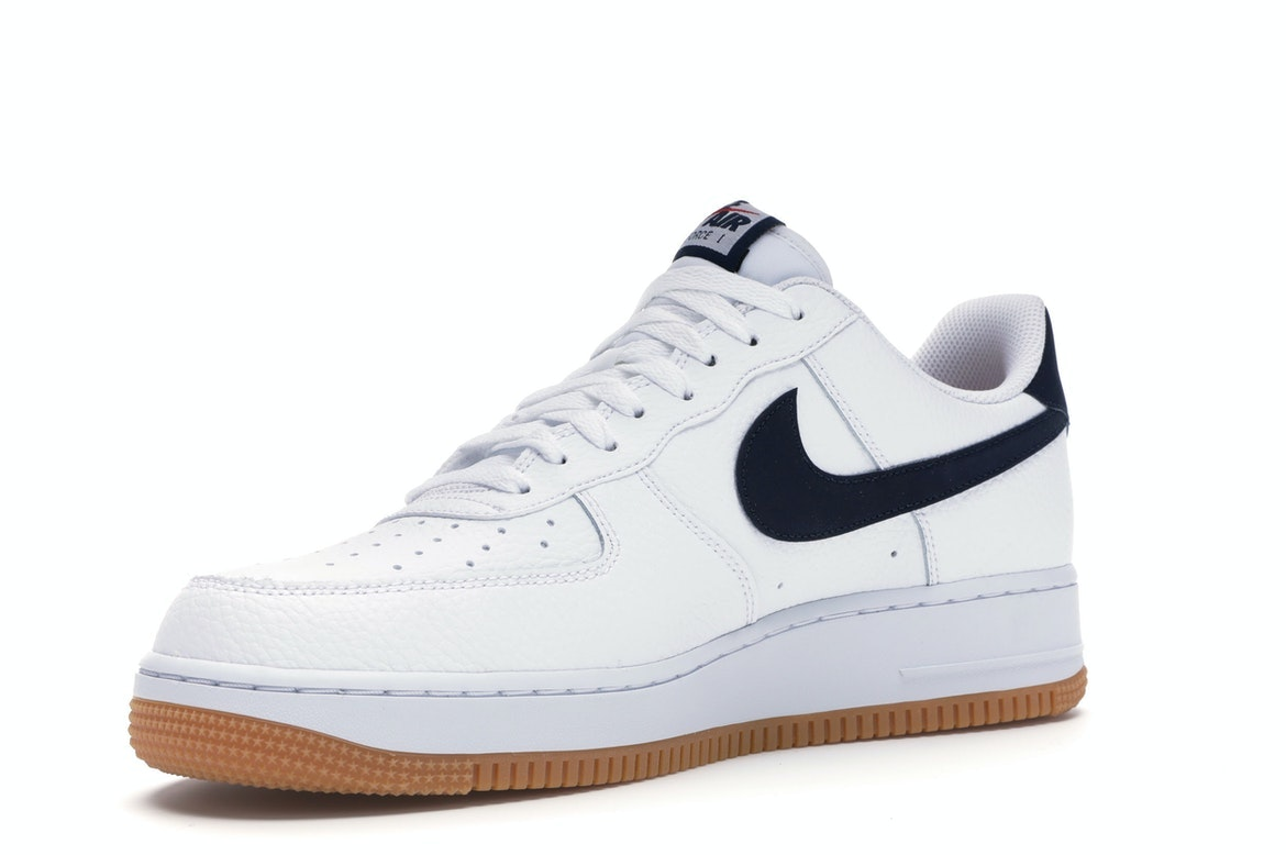 Air Force 1 Low '07 White Obsidian