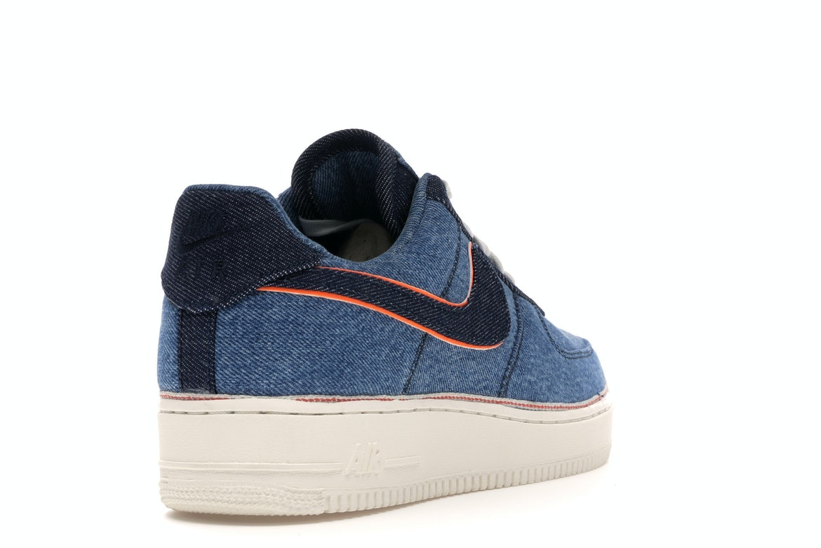 Air Force 1 Low 3x1 Denim Stonewash