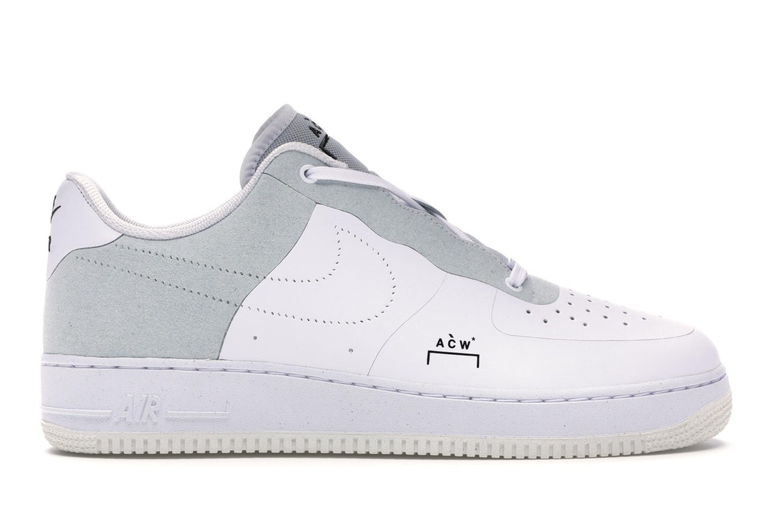separation shoes 99567 8d5c2 Air Force 1 Low A Cold Wall White - BQ6924-100