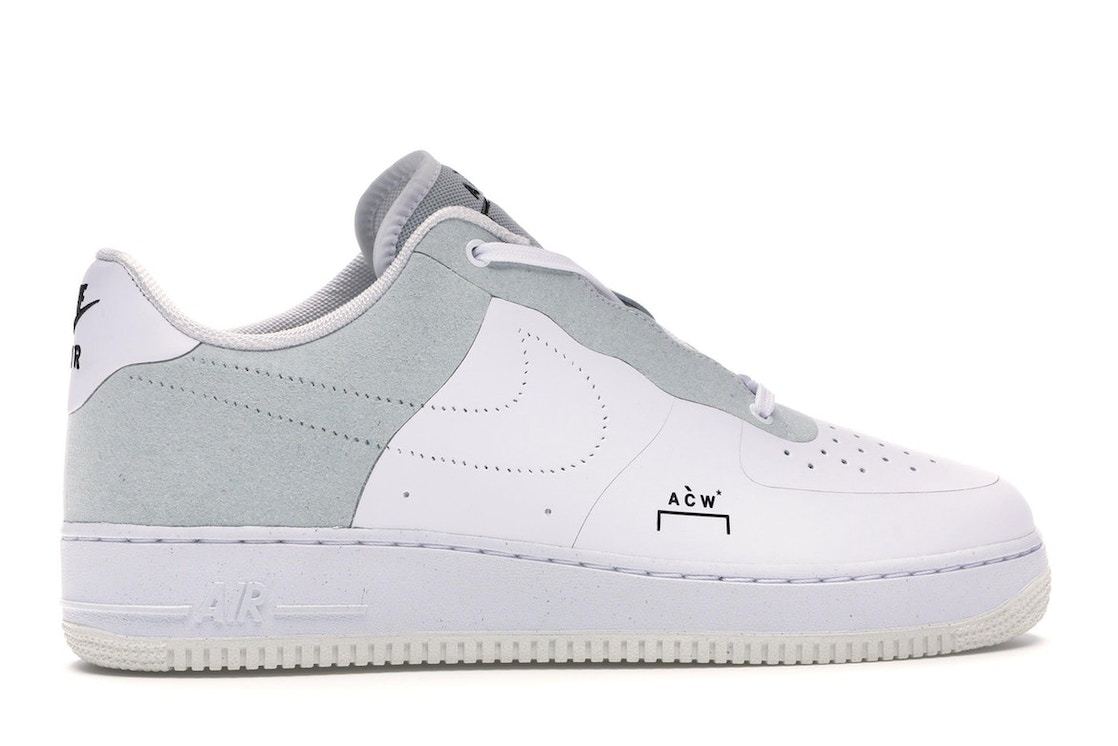 alojamiento Sin valor plato  Nike Air Force 1 Low A Cold Wall White - BQ6924-100
