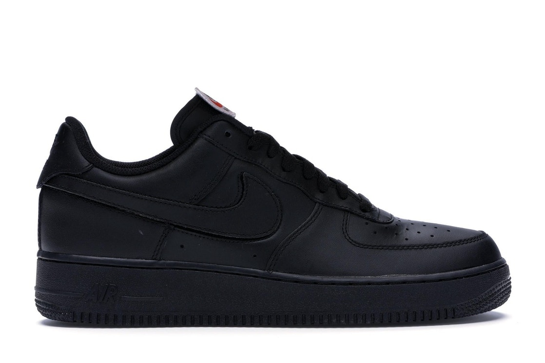 big sale c6aa5 c9411 Air Force 1 Low Swoosh Pack All-Star 2018 (Black)