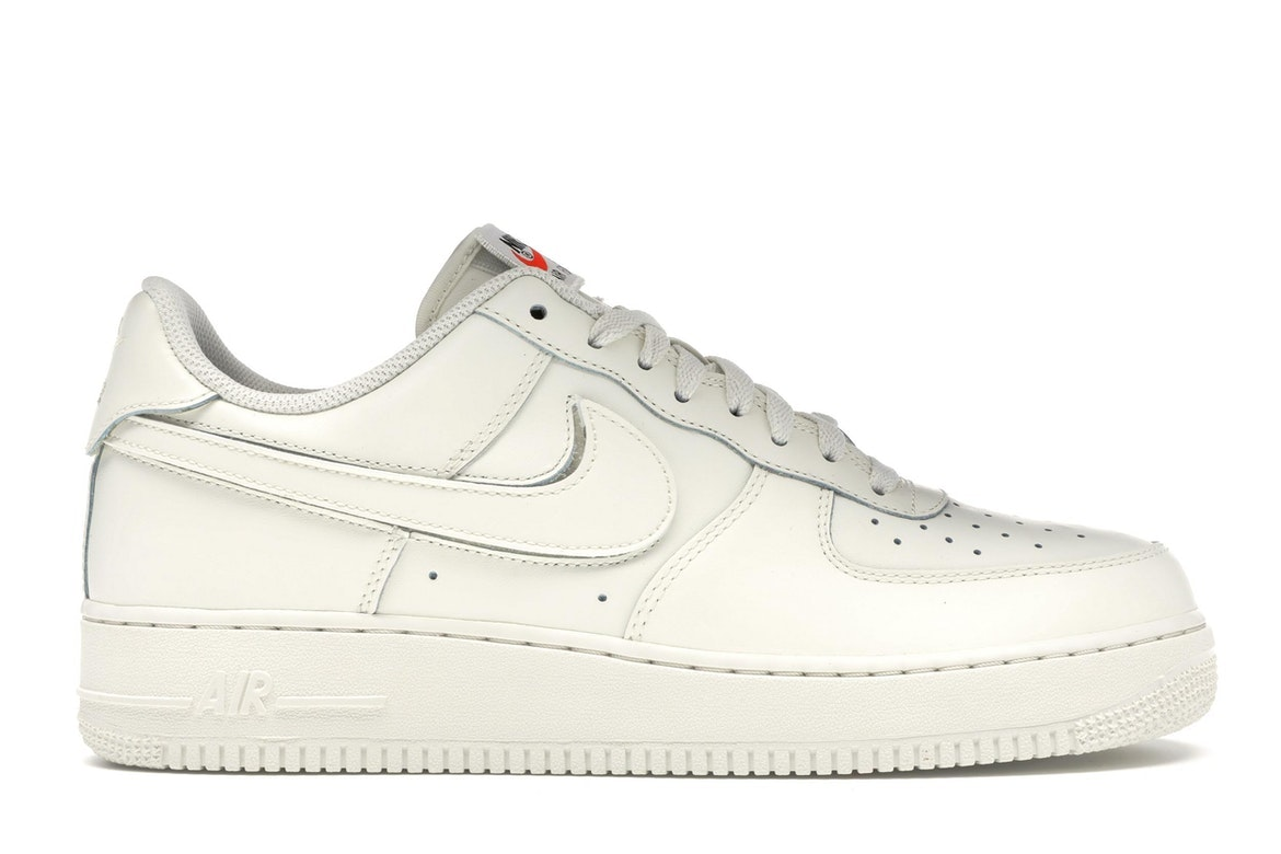 Air Force 1 Low Swoosh Pack All Star 2018 (Sail)
