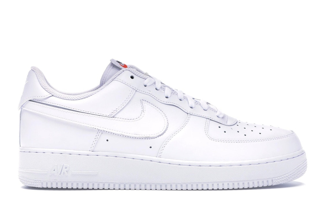 32afaebd167 Air Force 1 Low Swoosh Pack All-Star 2018 (White) - AH8462-102