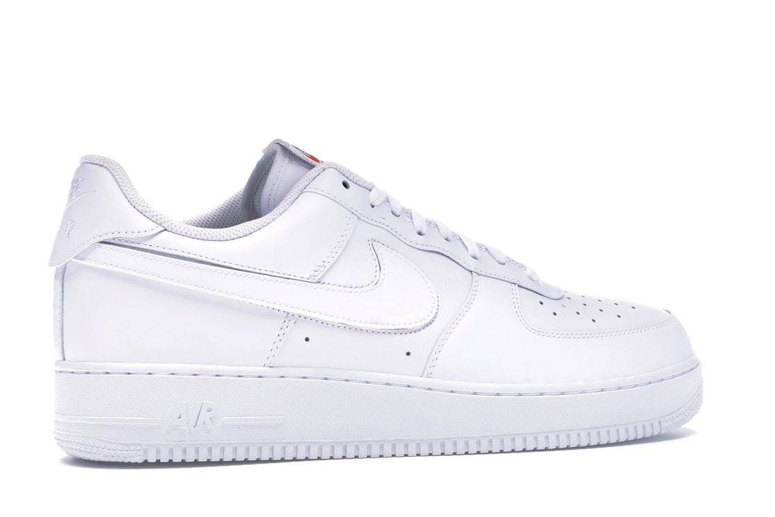 new arrival 6800b a65cd Air Force 1 Low Swoosh Pack All-Star 2018 (White) - AH8462-102