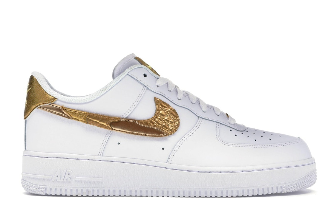 d8bed5714b4c Air Force 1 Low CR7 Golden Patchwork - AQ0666-100