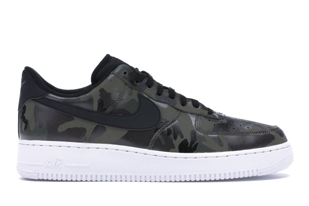 Air Force 1 Low Camo Olive