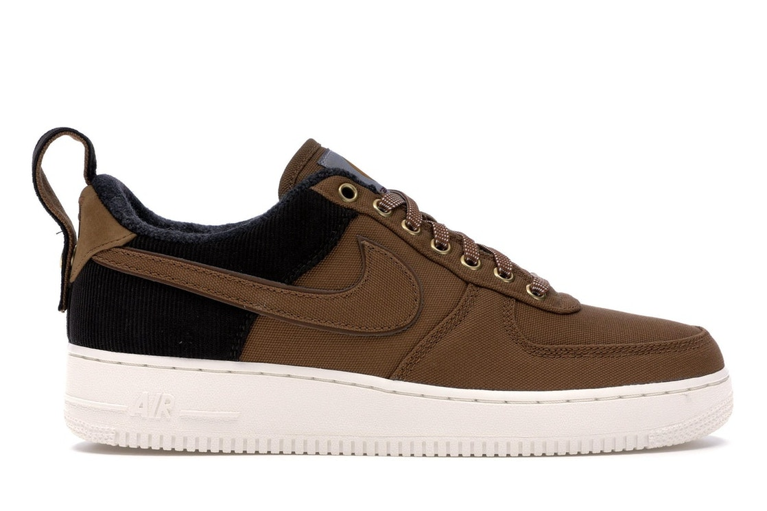 Air Force 1 Low Carhartt WIP Ale Brown - AV4113-200 844343dd3
