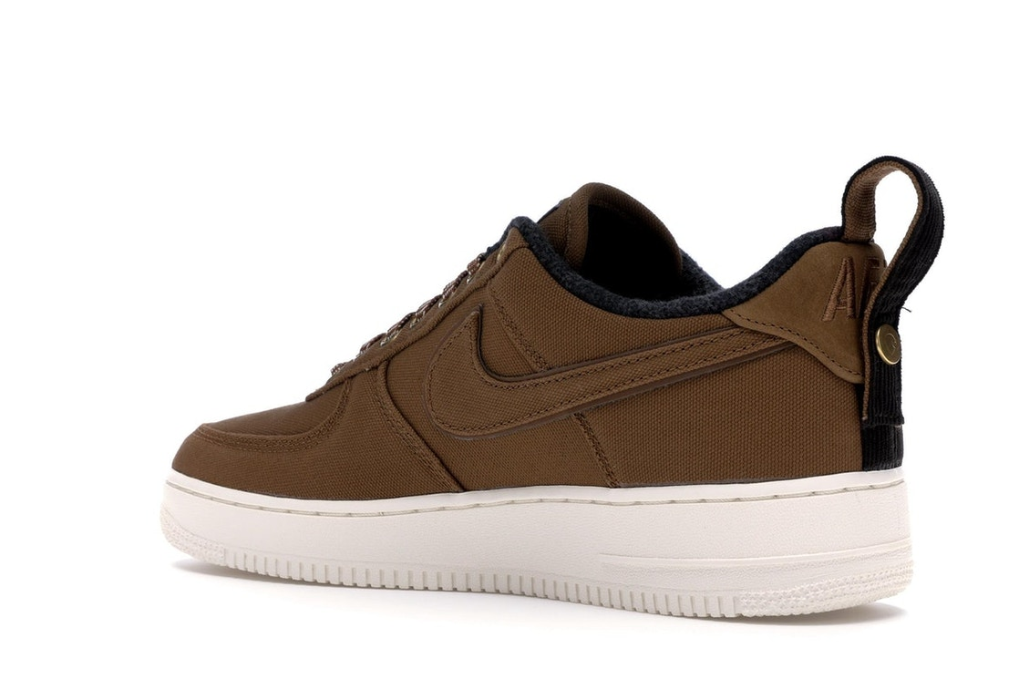 9bc80618ca Air Force 1 Low Carhartt WIP Ale Brown - AV4113-200