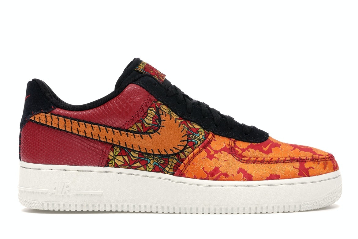 Coming Soon: Nike Air Force 1 Low CNY •