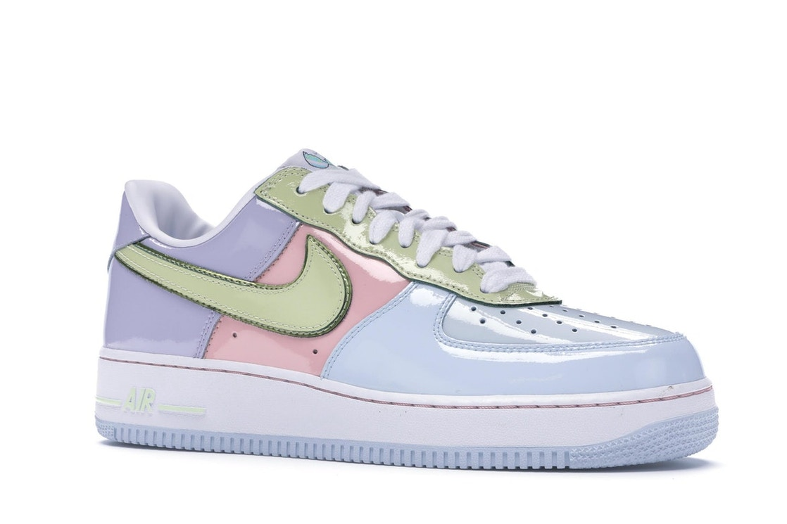 Gángster Mathis comentarista  Nike Air Force 1 Low Easter 2017 - 845053-500