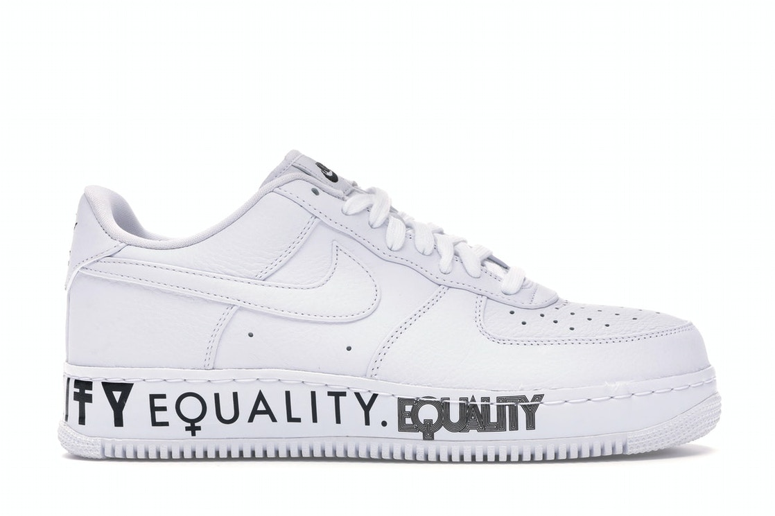 reputable site 62067 3f332 Air Force 1 Low Equality