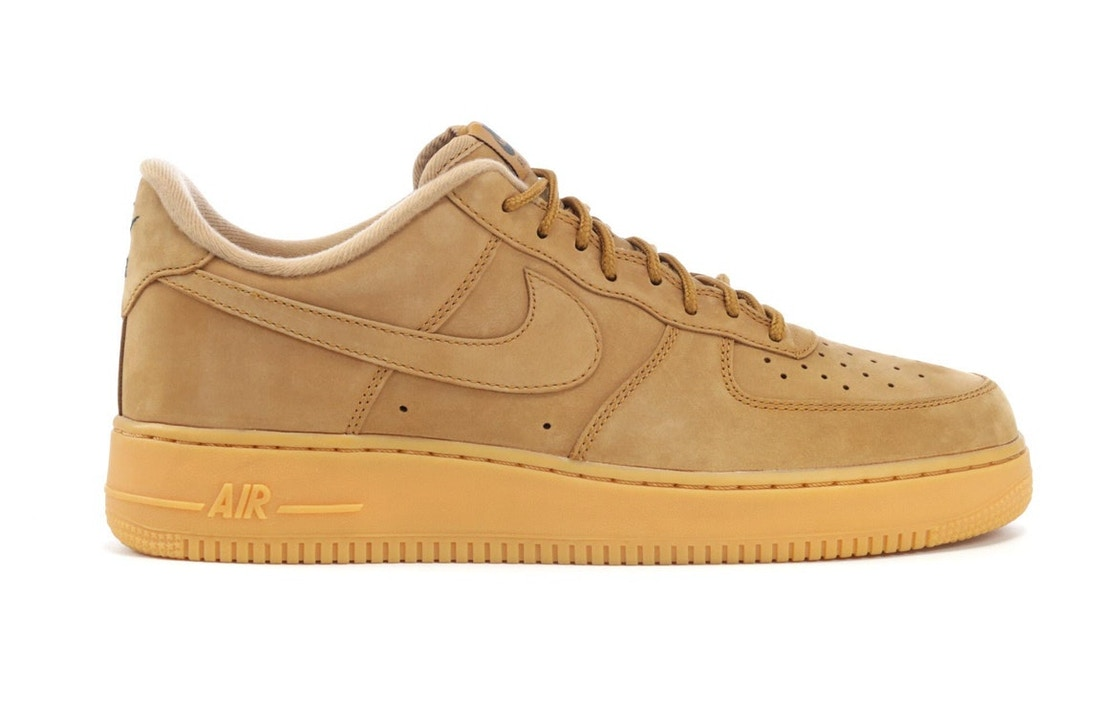 5585ec4761f Air Force 1 Low Flax (2017)