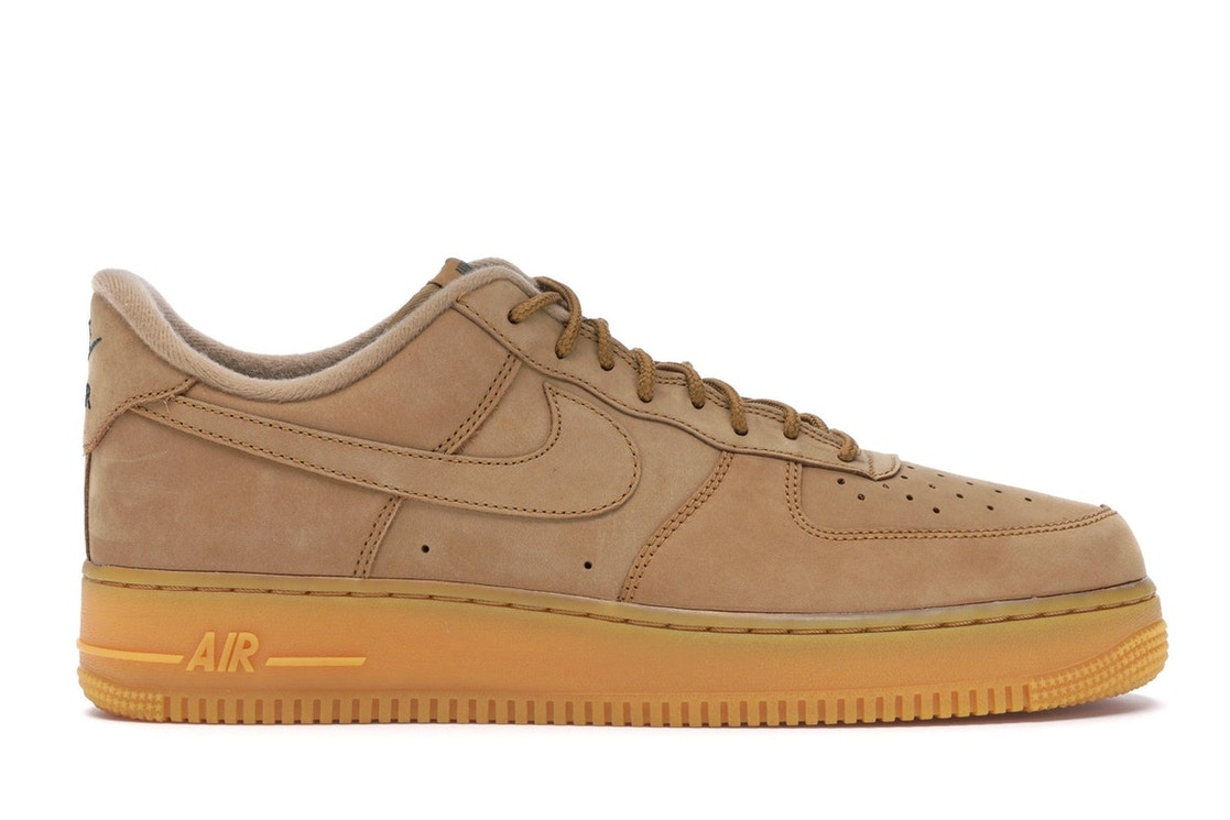 8f1de121 Shoptagr | Air Force 1 Low Flax (2018) by Stock X