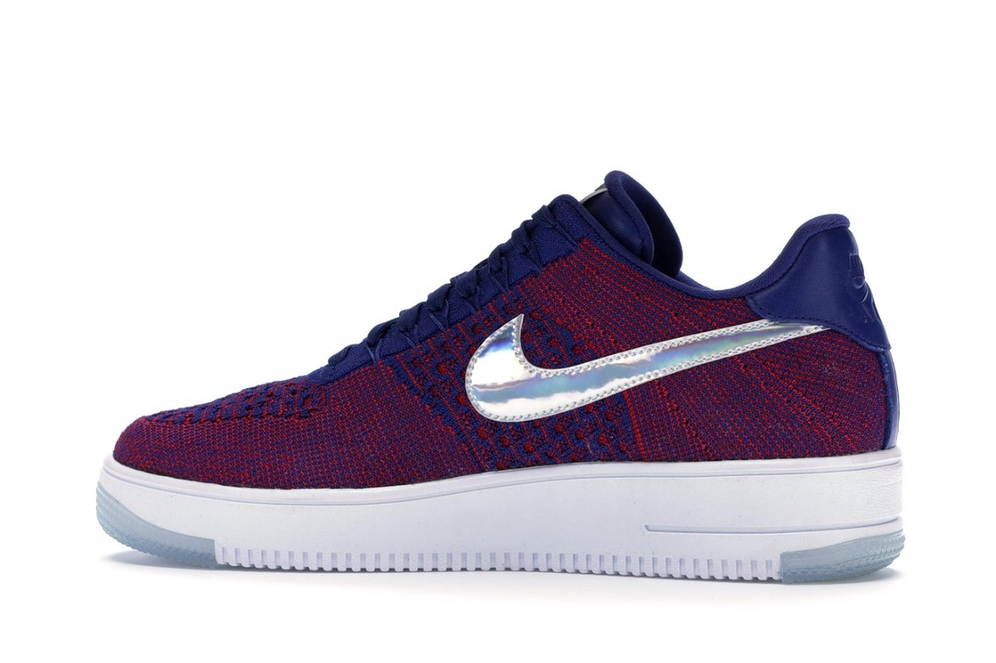 Air Force 1 Low Flyknit USA - 826577-601 f64a201fe